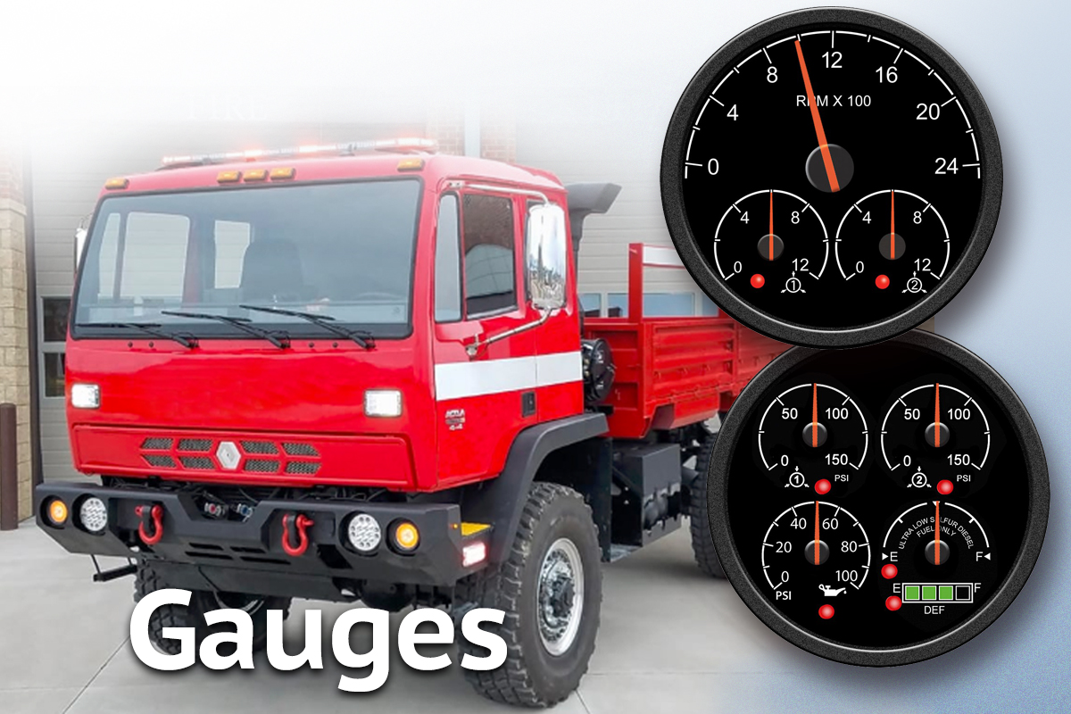 Gauges mobile