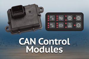 CAN Control Modules mobile