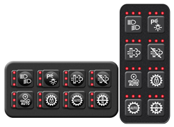 CAN-keypads-8-button